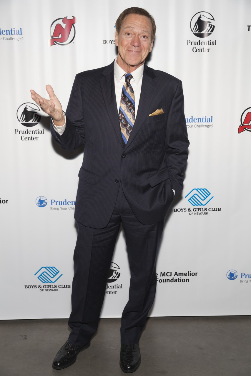 Emcee Joe Piscopo. Boys & Girls Club of Newark 27th Annual Evening of the Stars.