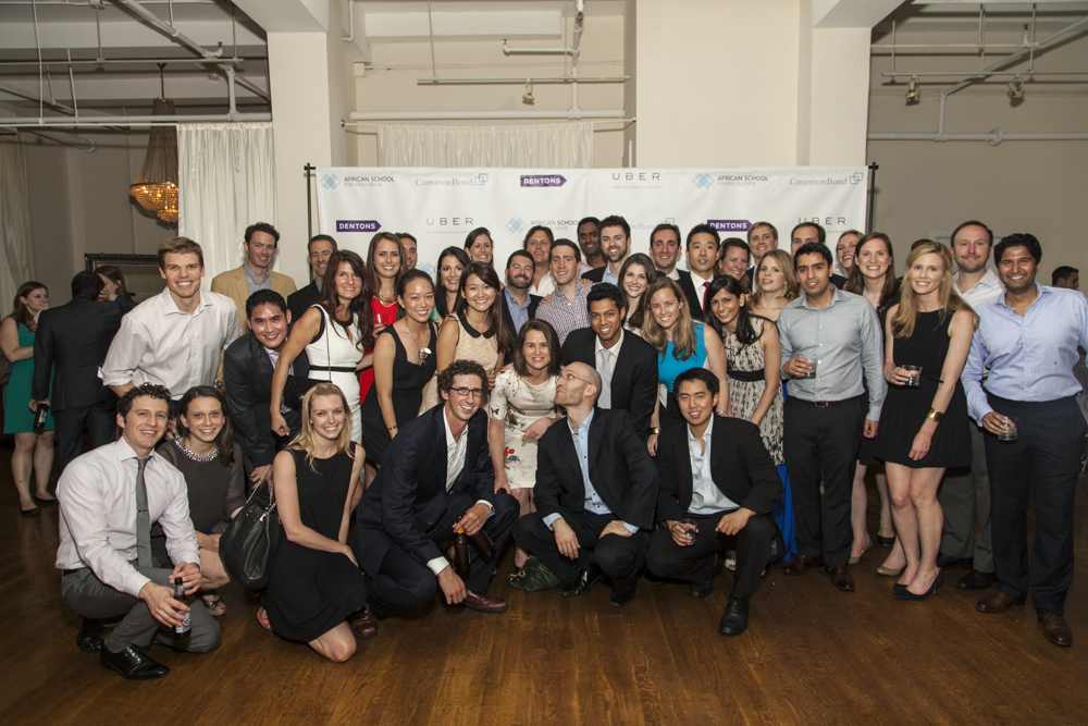 CommonBond hosted The 2013 MBA Summer-End Gala